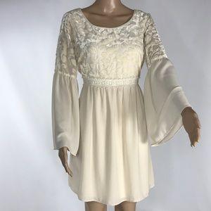 ❤️ FLYING TOMATO Women's Dress Boho Embroidered